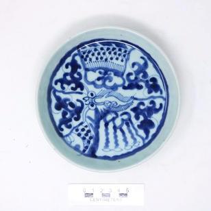 Porcelain Plate - 2004.9.426