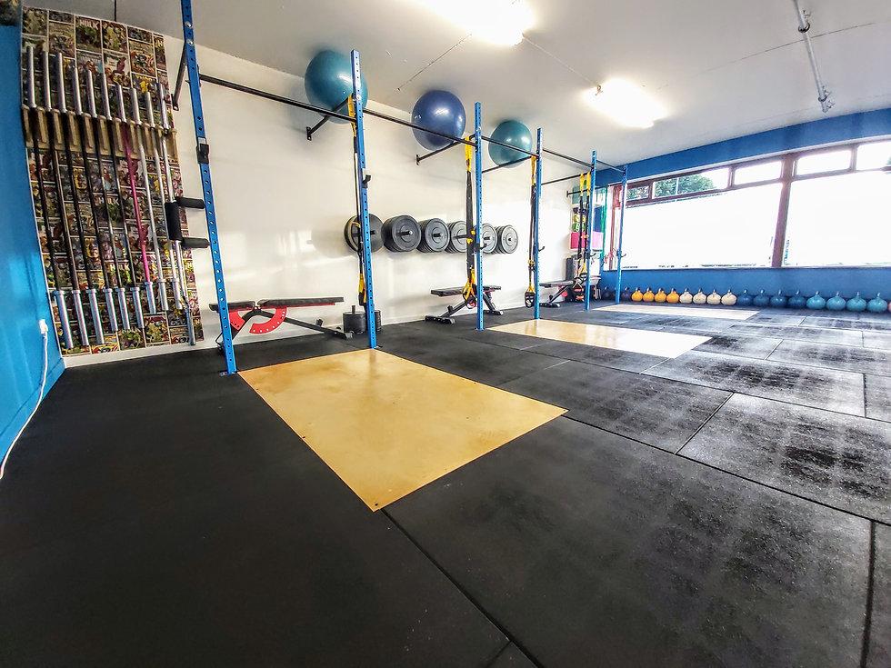 freedom fitness gym kilcoole