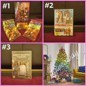 *~*~*CHRISTMAS GIVEAWAY*~*~*