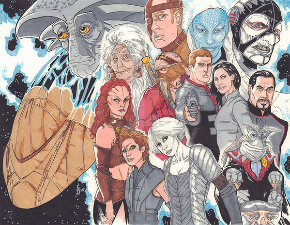 it_s_frelling_farscape___by_sb_artworks