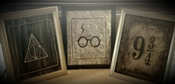 Harry Potter additional designs