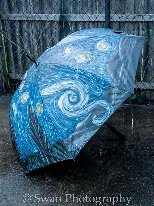 Umbrella - Starry Nights