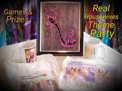 Real Housewives Theme Party