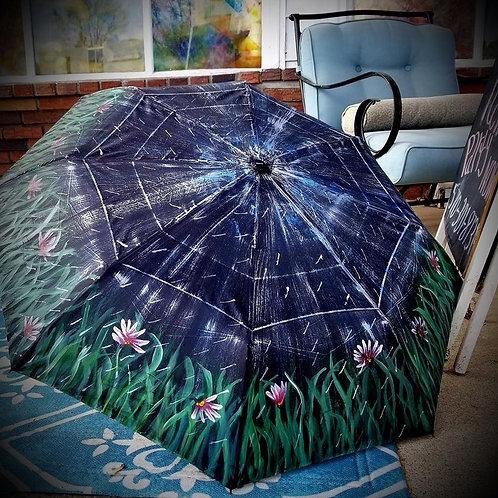 Umbrella - Spring Flowers