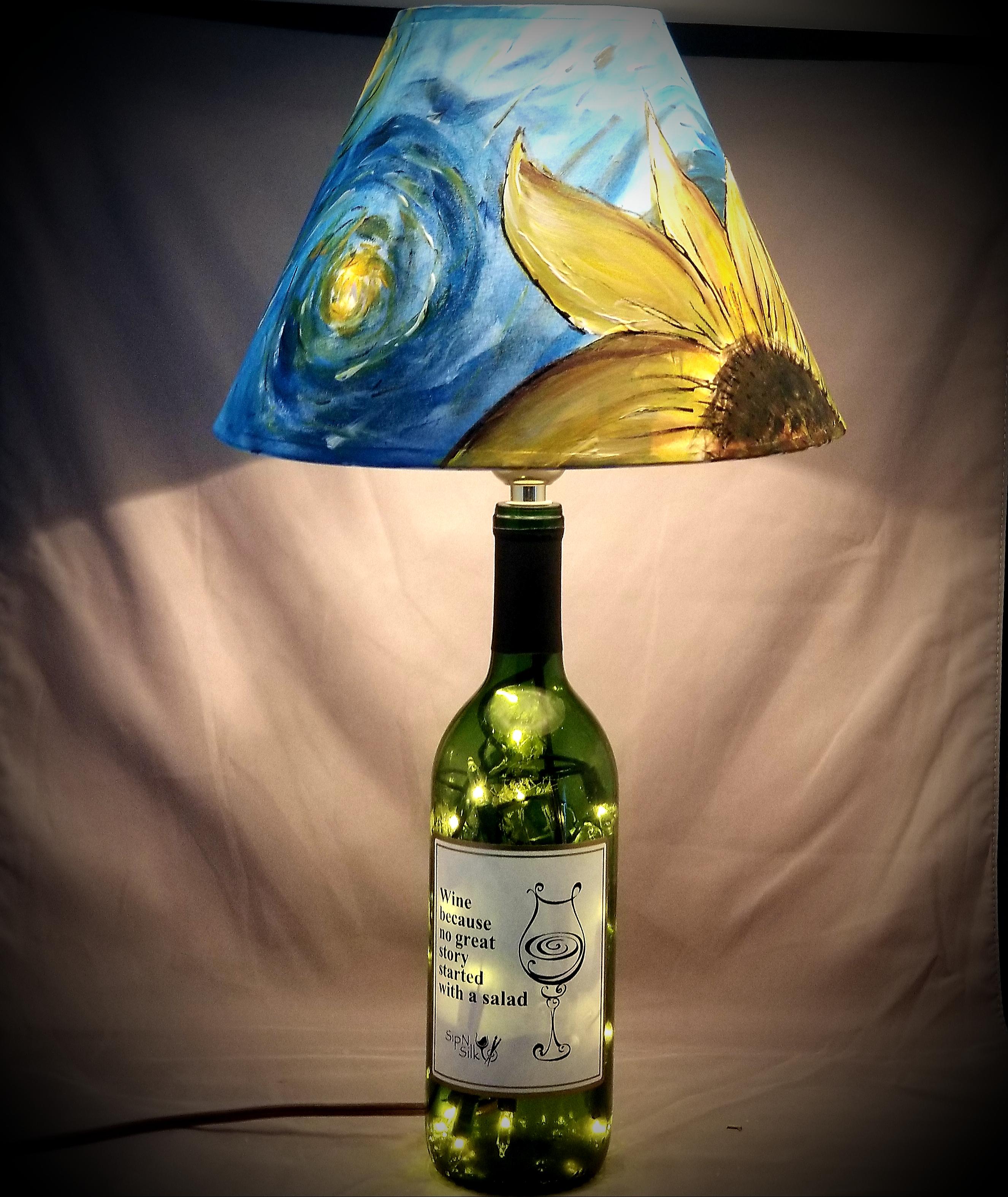 Stary Night Lamp