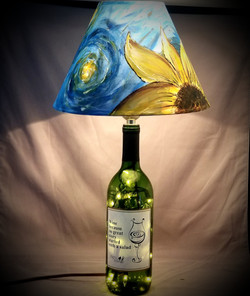 Stary Night Lamp