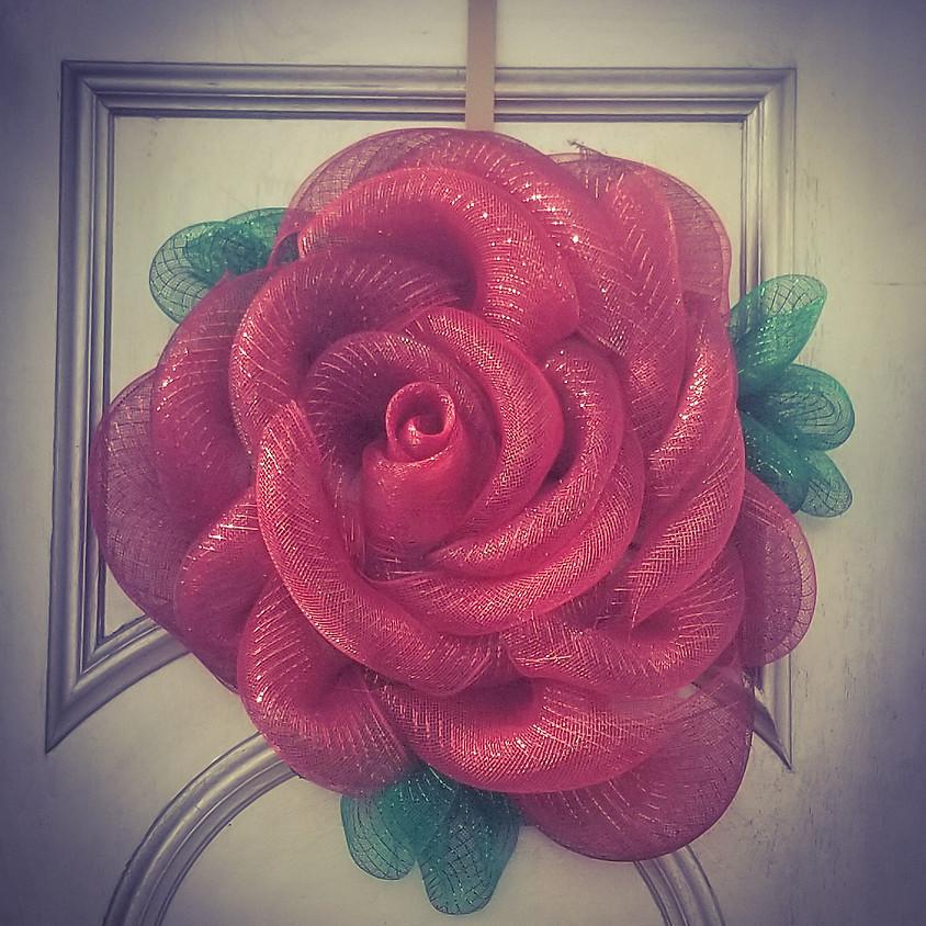 NEW - Rose Wreath