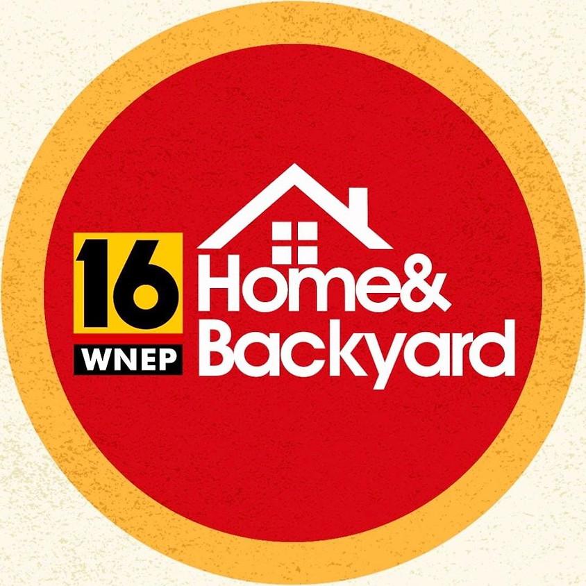 Filming Home & Backyard