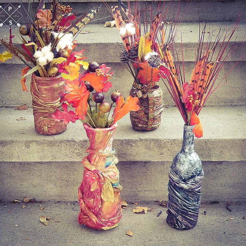 *NEW* Textured Vase