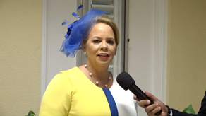 MINISTER PRESIDENT DI ARUBA EVELYN WEVER CROES
