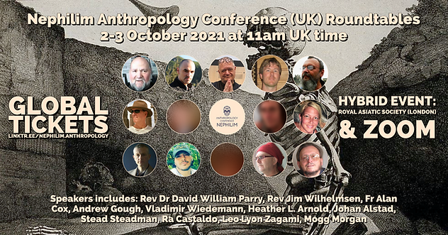 Nephilim Anthropology Conference