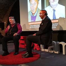 David William Parry TEDxLambeth 2019 Haralampi G. Oroschakoff