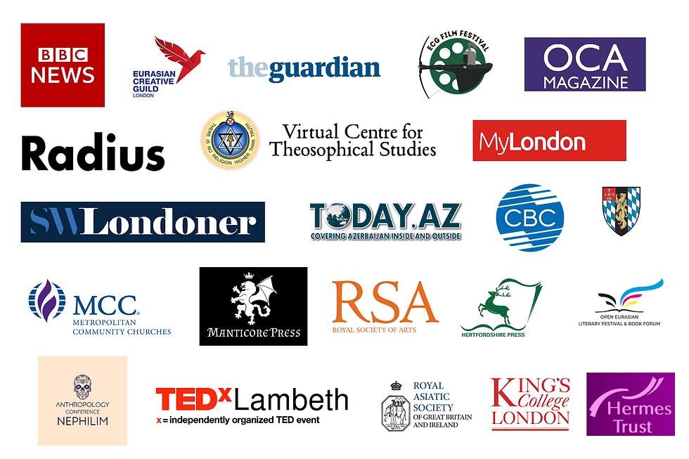 David William Parry Organisations