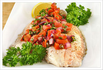 Red Snapper and Capers