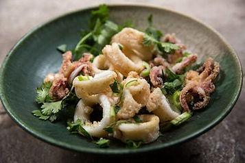 Squid Five-Spice Crisp-Fried