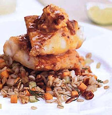 Red Snapper - Pan-Fried with Chipotle Butter