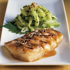 Sablefish -- Miso Glazed