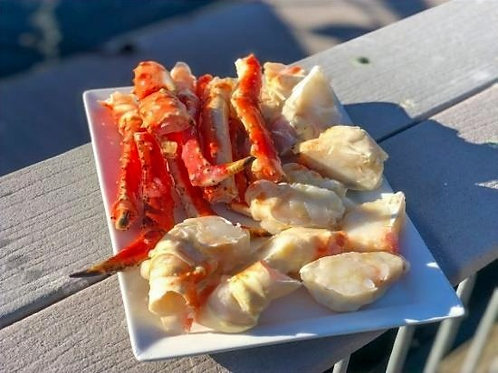 King Crab Sections