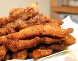 Abalone Pan Fried