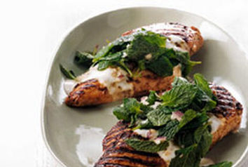Red Snapper with Cilantro Garlic Lime