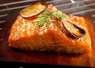 Salmon Citrus Grilled