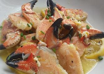 Jonah Crab Claws Marinated