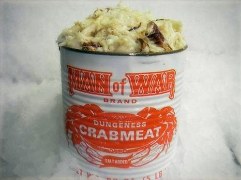 Dungeness Crab Meat (Picked Fresh)