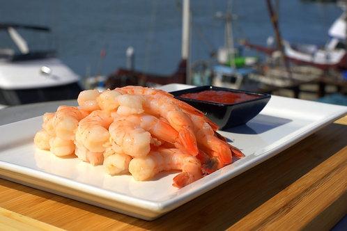 Cooked & Peeled Shrimp