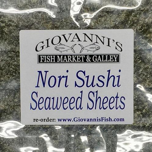 Nori Sushi Seaweed Sheets