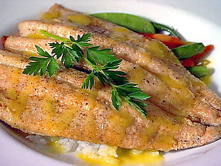 Rainbow Trout Baked