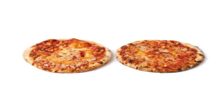 MINI PIZZA MARGHERITA 120 GR x8 FORNO D'ASOLO