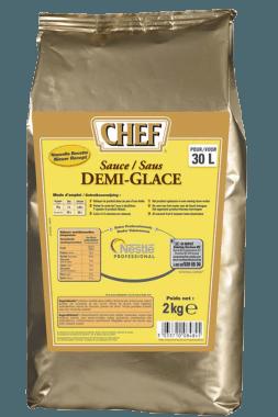 CHEF DEMI-GLACE 2 KG NESTLE