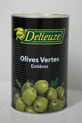 OLIVES VERTES CAL 26/29 - 5KG DELIEUZE