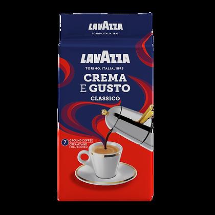 CAFE CREMA & GUSTO 250 GR LAVAZZA
