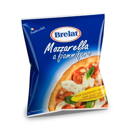 MOZZARELLA EN LAMELLE 2,5 KG BRELAT