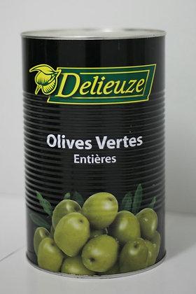 OLIVES VERTES CAL 19/21 - 5KG DELIEUZE