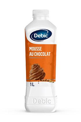 MOUSSE AU CHOCOLAT 1 LT DEBIC
