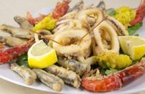 Mix poisson et fruit de mer
