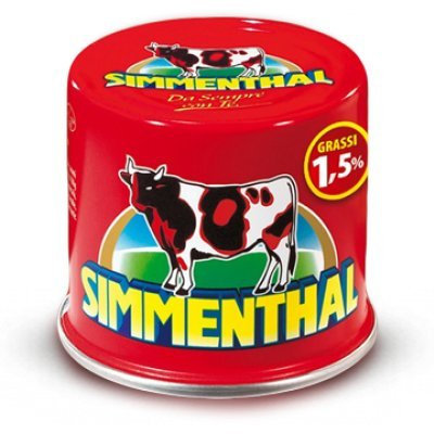 SIMMENTHAL A LA VIANDE 140 GR