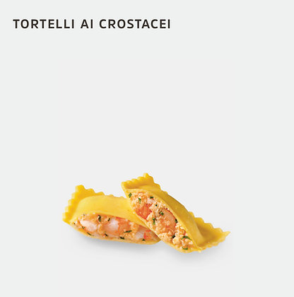 TORTELLI AUX CRUSTACES 3KG SURGITAL