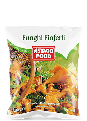 CHANTERELLES 1KG ASIAGO FOOD