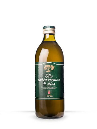 HUILE D'OLIVE EXTRA VIERGE 1 LT LA VOLPE