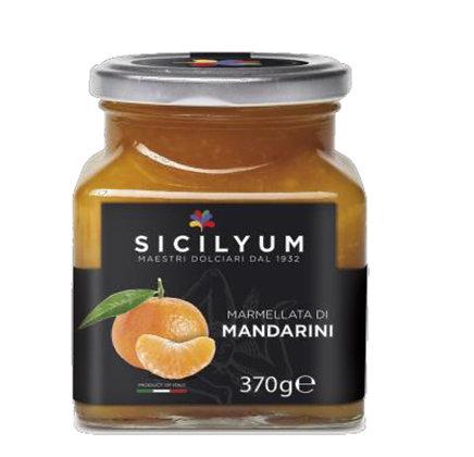 MARMELADE DE MANDARINES 370 GR SICILYUM