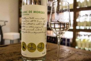 GRAPPA BLANC DE MORGEX LEVI 50 CL 40° ST ROCH