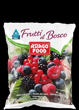 MIX DE FRUITS DES BOIS 1 KG ASIAGO FOOD