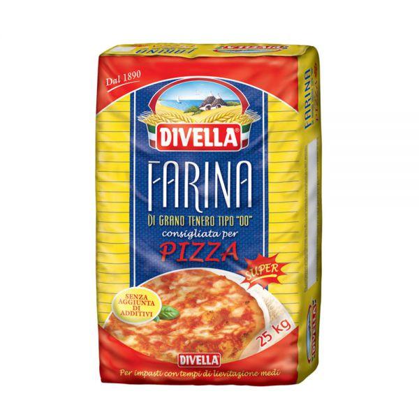 Farine super pizza 00 Divella