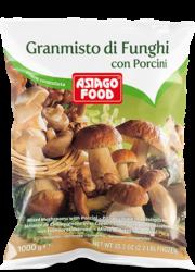 GRAND MIX DE CHAMPIGNONS 1 KG ASIAGO FOOD