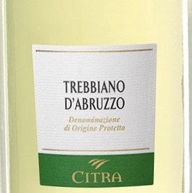 """TREBBIANO D'ABRUZZO DOP """"TERRA MARE"""" 75 CL CITRA"""