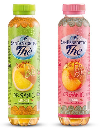 BIO PEACH TEA 40 CL SAN BENEDETTO