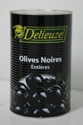 OLIVES NOIRES CAL 19/21 - 5KG DELIEUZE
